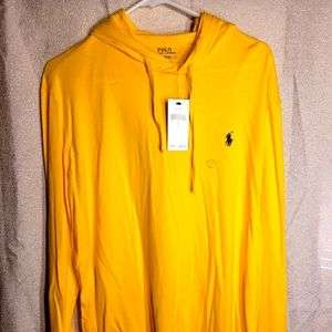 Polo Jersey Hooded T-Shirt.